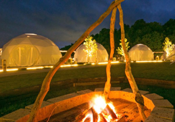 GLAMPING RESORT GLAMP DOME
